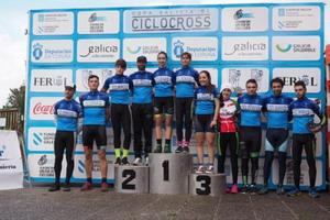 Mauro González e Isabel Castro ganan en El Ferrol