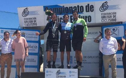 Mauro González se proclama Campeón de Galicia de  Enduro