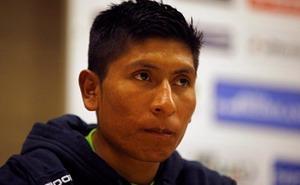 Me gusta mucho la Tirreno asegura Nairo Quintana