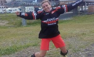 Megavalanche Alpe Huez: Las chicas son guerreras