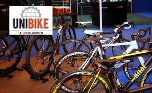 Menos de 10 días para Unibike, la gran feria de la bicicleta