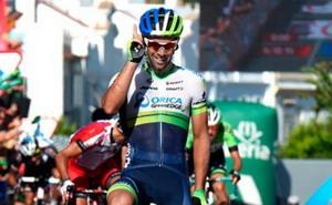 Michael Matthews nuevo líder de la Vuelta a España