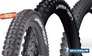 MICHELIN presenta su nueva gama de neumáticos MTB