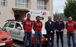 Mikel Aristi continúa en el equipo Fundación Euskadi - EDP