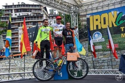 Milton Ramos a por su quinto Iron Bike