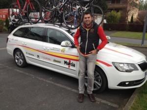Momparler completa la selección para el mundial de ciclocross