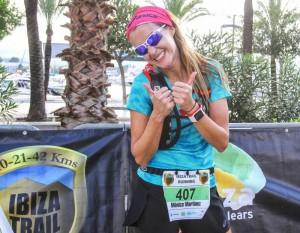 Mónica Martínez presentará en FITUR el calendario deportivo que ofrece Ibiza