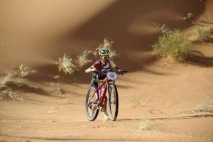 Morcillo se lleva la etapa, Tamayo nuevo líder de la Titan Desert