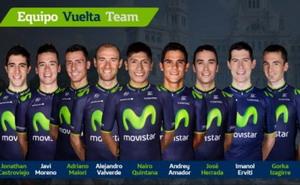 Movistar Team anuncia su potente equipo para la Vuelta a España