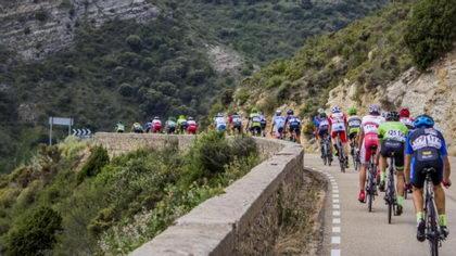 Movistar Team, Caja Rural, Euskadi-Murias y Burgos BH, equipos españoles UCI
