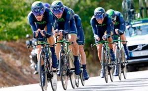 Movistar Team sexto en el Campeonato del Mundo