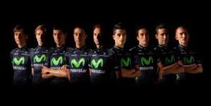 Movistar Team ya tiene equipo para la Vuelta 2013