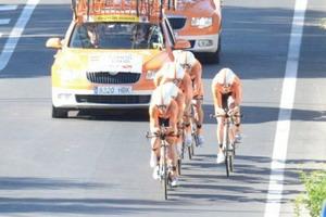 Mundial Crono por Equipos: Euskaltel Euskadi marca el 18º registro