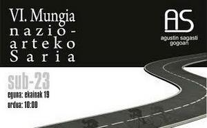 Mungia acoge el domingo el VI Memorial Sagasti