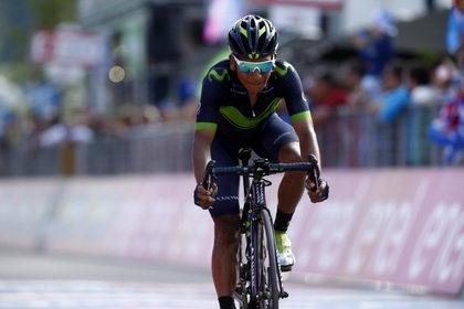 Nairo Quintana analiza el Tour y sus sensaciones