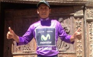 Nairo Quintana gana su segunda Vuelta a Burgos