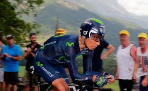 Nairo Quintana luchará por el podio a pesar de una posible alergia