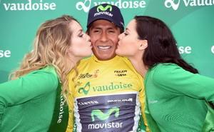 Nairo Quintana se corona en Romandia