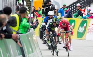 Nairo toma el mando en el Tour de Romandia