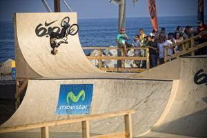 San Sebastián será el punto de partida de Movistar Street Tour