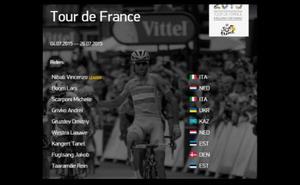 Nibali buscará un nuevo Tour de Francia