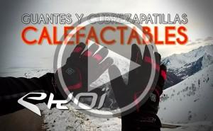 No más frío:Guantes y cubrezapatillas calefactables Ekoï