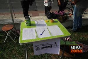 Novedades de Ciclistas por La Igualdad