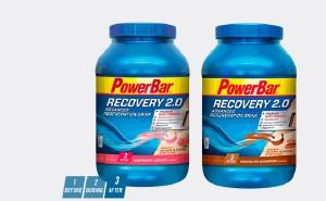Nueva bebida avanzada de regeneración Powebar