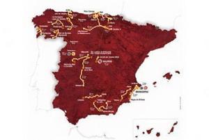 La Vuelta a España de un vistazo