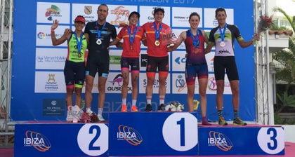 Pablo Dapena y Anna Noguera, Campeones de España de Larga Distancia 2017
