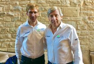 Pablo Lastras formara parte del equipo técnico del Movistar Team