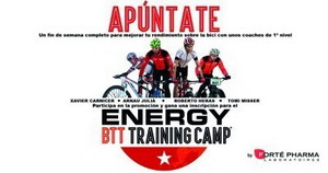 Participa en el ENERGY TRAINING CAMP organizado por Forté Pharma
