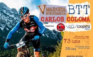 Participa en la V Marcha BTT Carlos Coloma Coopera
