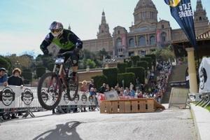 Pasqual Canals el más rápido en el Down Urban Barcelona