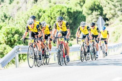 Pedro Delgado será el embajador oficial en L'Étape Granada by Tour de France
