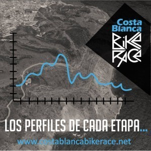 Perfiles etapas Costa Blanca Bike Race