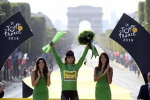 Peter Sagan ficha por el equipo alemán Bora Hansgrohe
