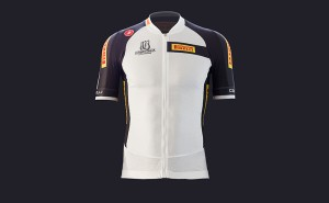 Pirelli partner del Giro sub23 con el maillot blanco