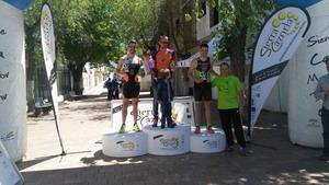 Pódium para SBC Team Silverback BZ con Rafa Martínez