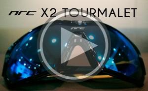 Presentación Gafas NRC X2 Tourmalet