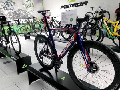 Presentación de la gama de bicicletas Merida 2018