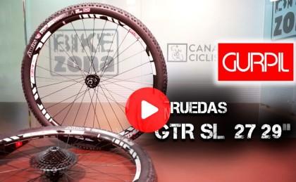 Presentación y montaje de las Ruedas Gurpil SLR SL 27 29
