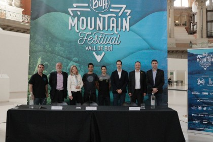 Presentación Oficial del BUFF® Mountain Festival de la Vall de Boí