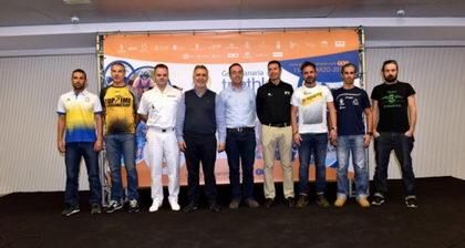 Presentada la Copa de Europa de Triatlón de Gran Canaria