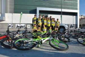 Presentada la escuela de ciclismo Triki Beltrán