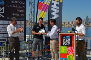 Presentada la primera edición de Costa Blanca Bike Race