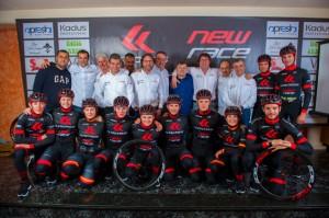 Presentado el Kross New Race Racing Team