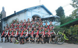Presentamos al equipo de descenso Betibehera