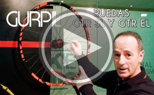 Presentamos las ruedas GTR de Gurpil para MTB