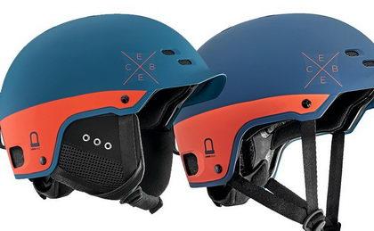 Pride el nuevo casco inteligente de Cébé para esquí y bicicleta